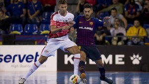 El Barça Lassa juega la final ante ElPozo