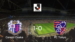 El Cerezo Osaka se queda con los tres puntos frente al FC Tokyo (1-0)