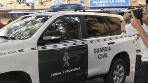 Detenidos tres jóvenes que fingían ser repartidores de comida para distribuir droga en Valencia y Alicante