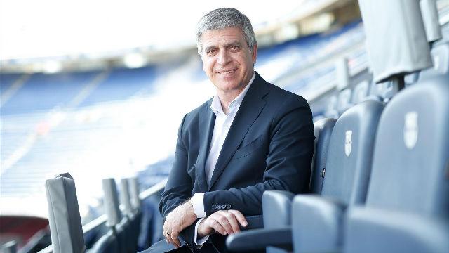 Dimite el vicepresidente deportivo del Barça Jordi Mestre