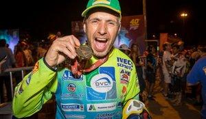 Edwin Straver ganó la categoría Original del Dakar en 2019