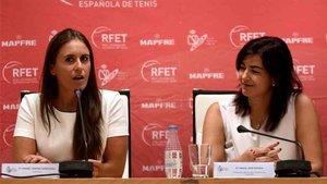 El equipo de Anabel Medina se enfrentará a Bélgica
