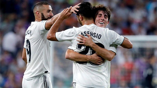El Espanyol puso en apuros al Real Madrid