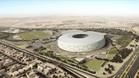 El estadio Al Thumama estará terminado en 2022 y tendrá una capacidad de 40.000 espectadores