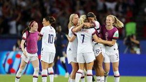 Estados Unidos acumula 24 goles a favor y tan solo 3 en contra en lo que va de torneo