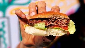 La hamburguesa vegetal de Impossible Foods conocida como Impossible Burger