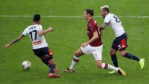 Ibrahimovic es uno de los jugadores afectados por la medida
