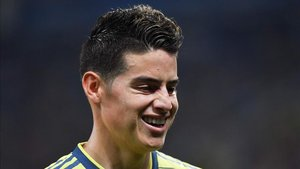 James desea abandonar el Real Madrid