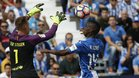 Koné tiene experiencia en Primera División