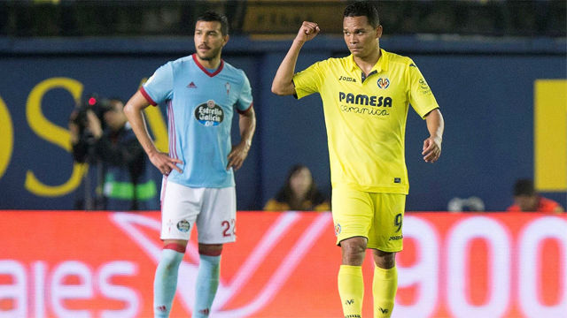 LALIGA | Villarreal - Celta (4-1): El segundo gol de Bacca