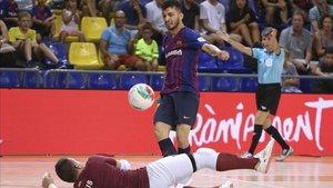 Leandro Esquerdinha lleva 12 goles esta temporada