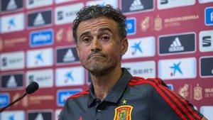 Luis Enrique buscará lograr un mejor rendimiento que el que España demostró en 2016 al caer en octavos de final