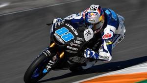 Martín fue el más rápido en los entrenamientos de Jerez