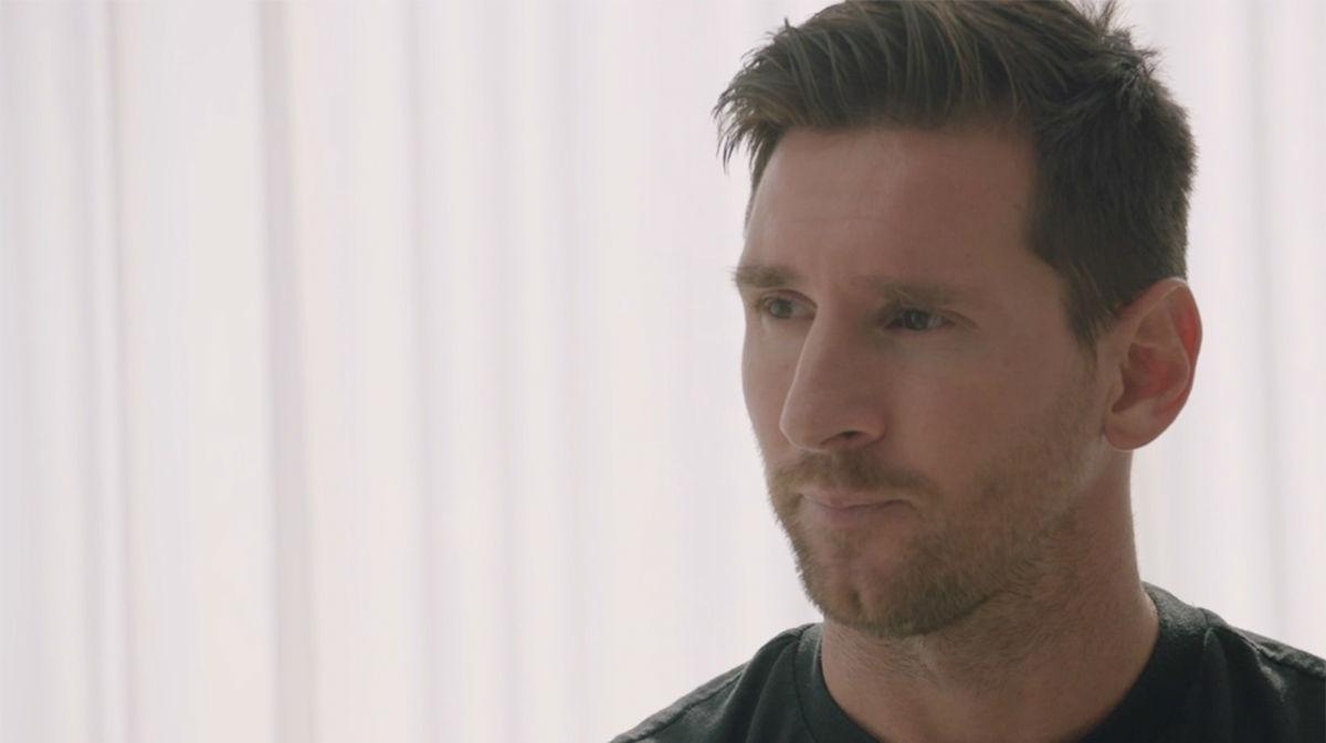 Messi: Jamás iría a juicio contra el club de mi vida