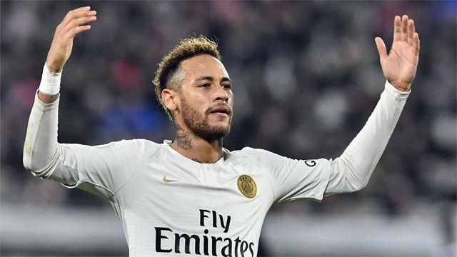 A Neymar le gustaría jugar en la Premier League