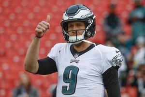 Nick Foles consiguió un anillo con los Eagles