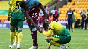 El Norwich City bajó de categoria