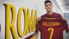 Pellegrini, nuevo jugador de la Roma