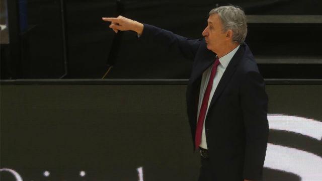 Pesic: El baloncesto directo del Baskonia es su arma más peligrosa