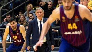 Pesic reconoció la superioridad del Maccabi ante el Barça
