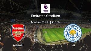 Previa del partido: el Arsenal recibe en su feudo al Leicester City
