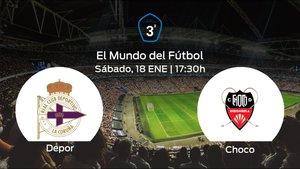 Previa del partido: el Deportivo Fabril recibe al Choco en la vigésima jornada