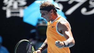 Rafael Nadal enfrentará a otro australiano en la segunda ronda del Abierto de Australia