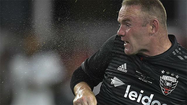 Rooney muestra una precisión milimétrica con otro golazo en la MLS