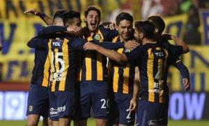 Rosario Central venció por penales a Gimnasia y Esgrima de la Plata