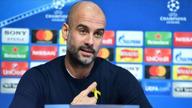 La FA sanciona a Guardiola con 20.000 libras