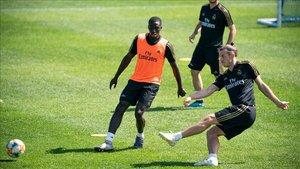 Si sigue en el Real Madrid, Gareth Bale solo, participará en los entrenamientos