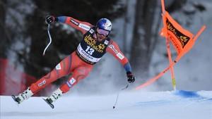 Svindal ha impartido una lección en el descenso de Val Gardena