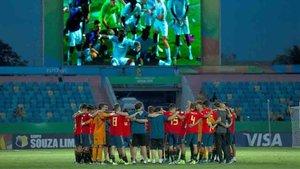 La UEFA ha aplazado las competiciones juveniles
