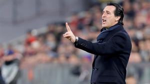 Unai Emery, entrenador del PSG, replicó a Florentino Pérez sobre Neymar