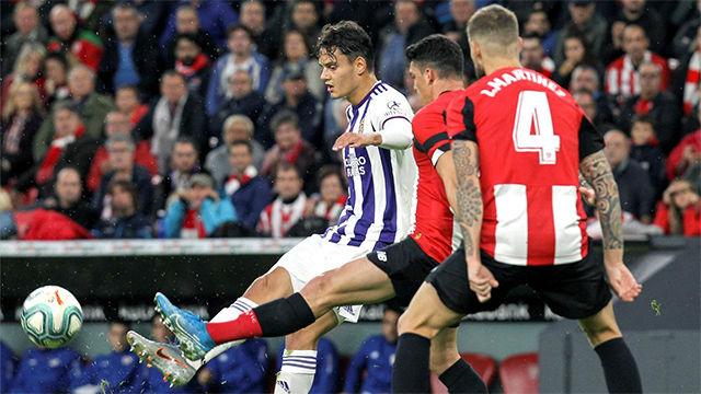 El Vallaodlid suma un punto ante el Athletic gracias a Masip