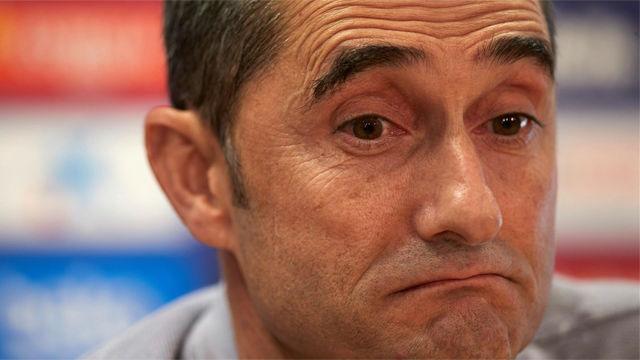 Valverde, cauto con la lesión de Umtiti