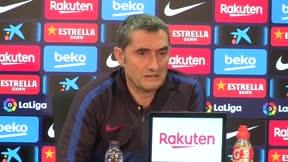 Valverde: Se jugará el partido sin ningún problema, estoy convencido