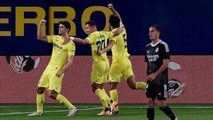 El Villarreal tuvo contra las cuerdas al Real Madrid