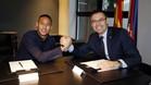 Neymar renovó hace unos meses hasta junio de 2021