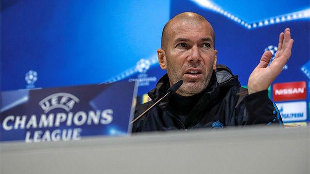 Zidane avisa: Faltan seis meses, cuidado con Cristiano