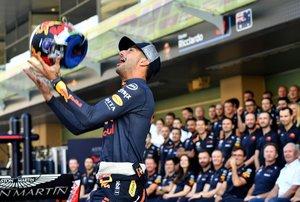 El australiano Daniel Ricciardo cambia Red Bull por Renault