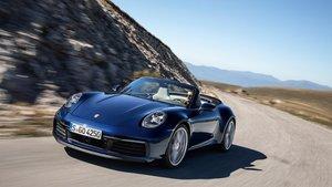 Nuevo Porsche 911 Cabriolet.