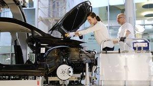 Volkswagen quiere que sus clientes construyan su propio e-Golf.