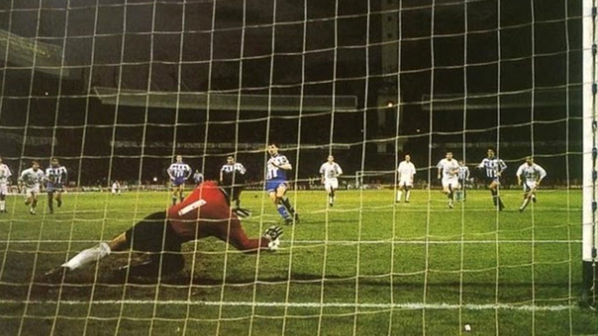 La intrahistoria del penalty de Djukic