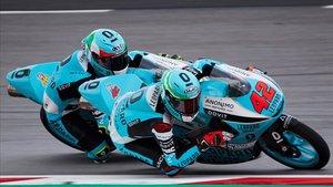 12 ganadores distintos en las últimas 12 carreras de Moto3.