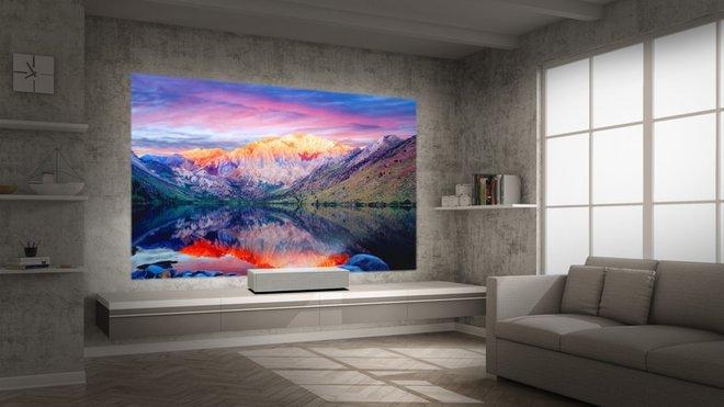 Este proyector de LG traerá el cine 4K a tu casa