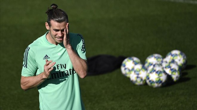 Consenso madridista contra Bale