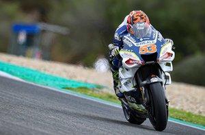 Rabat busca mejorar sus resultados en MotoGP