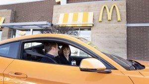 Ford y McDondalds se asocian por la sostenibilidad.