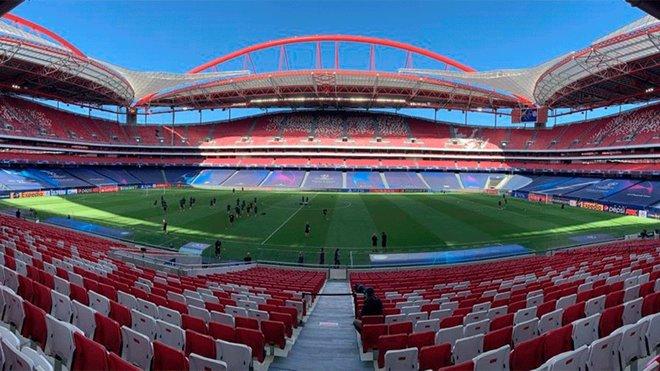 Lisboa, una burbuja 'Champions' para asegurar 2.400 millones